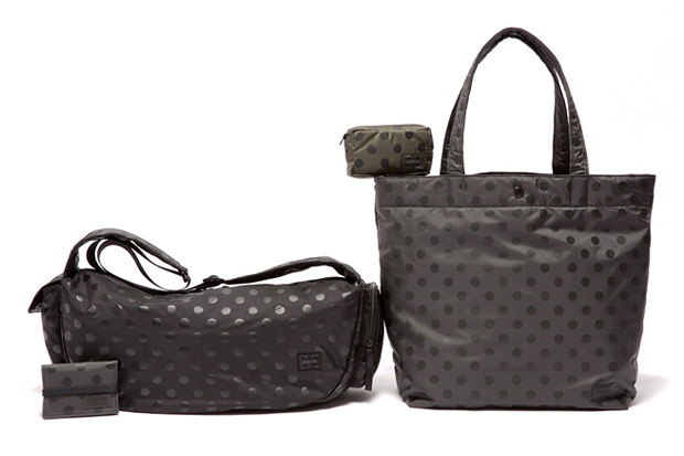 Head Porter 2011 Fall/Winter Polka Dot Series
