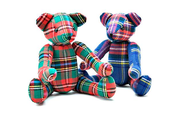 Head Porter Plus Teddy Bear