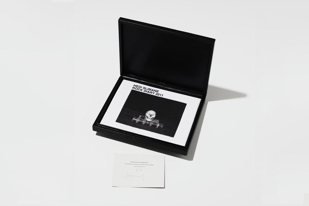 Hedi Slimane x Stie-lo Original T-Shirt Boxset