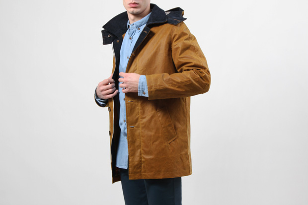 Hixsept 2011 Fall/Winter Plural Waxed Jacket