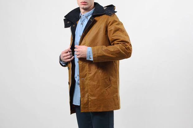 Hixsept 2011 Fall/Winter Plural Waxed Jacket
