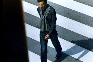 honeyee: DENIM by Vanquish x fragment design 2011 Fall/Winter Collection Lookbook