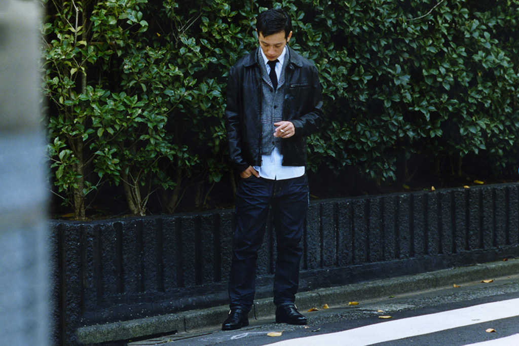 honeyee: DENIM by Vanquish x fragment design 2011 Fall/Winter Collection Lookbook