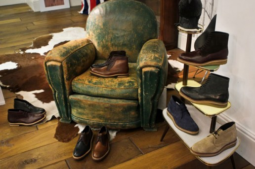 Hudson Shoes 2012 Spring/Summer Collection Preview