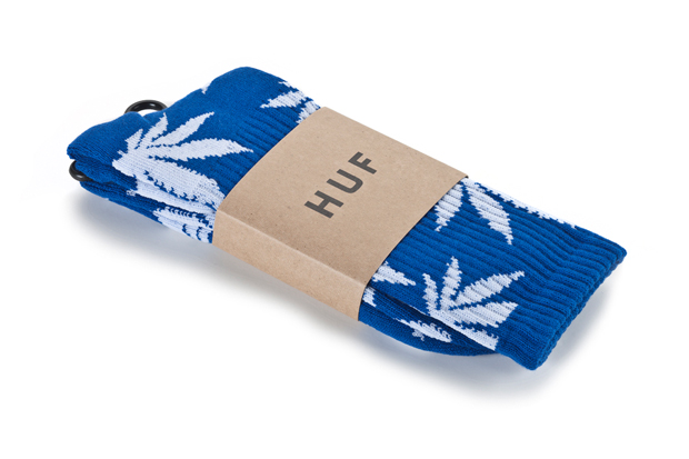 HUF 2011 Holiday Plantlife Socks