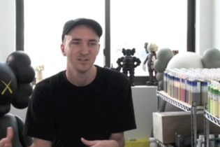 i-D Magazine: i-N Conversation with KAWS Video