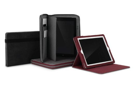 Incase iPad 2 Leather Portfolio & Book Jacket Select