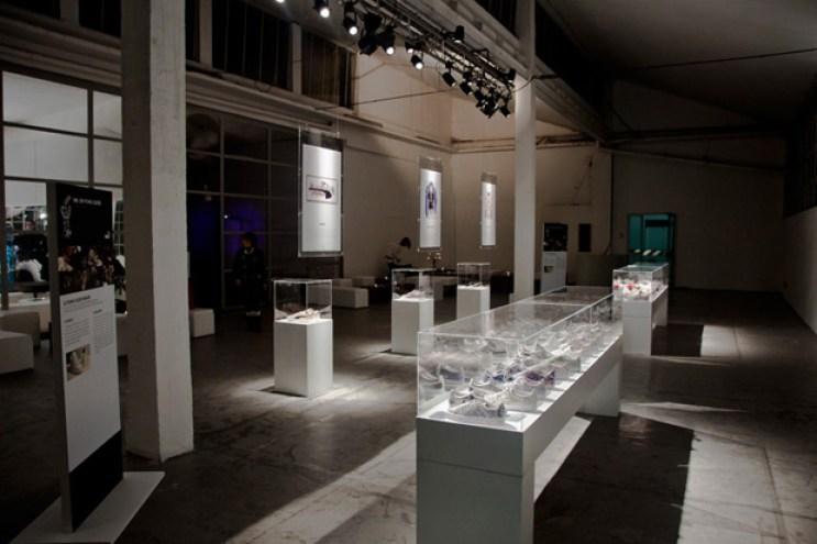 Ink on Puma Suede Exhibition Roma Recap