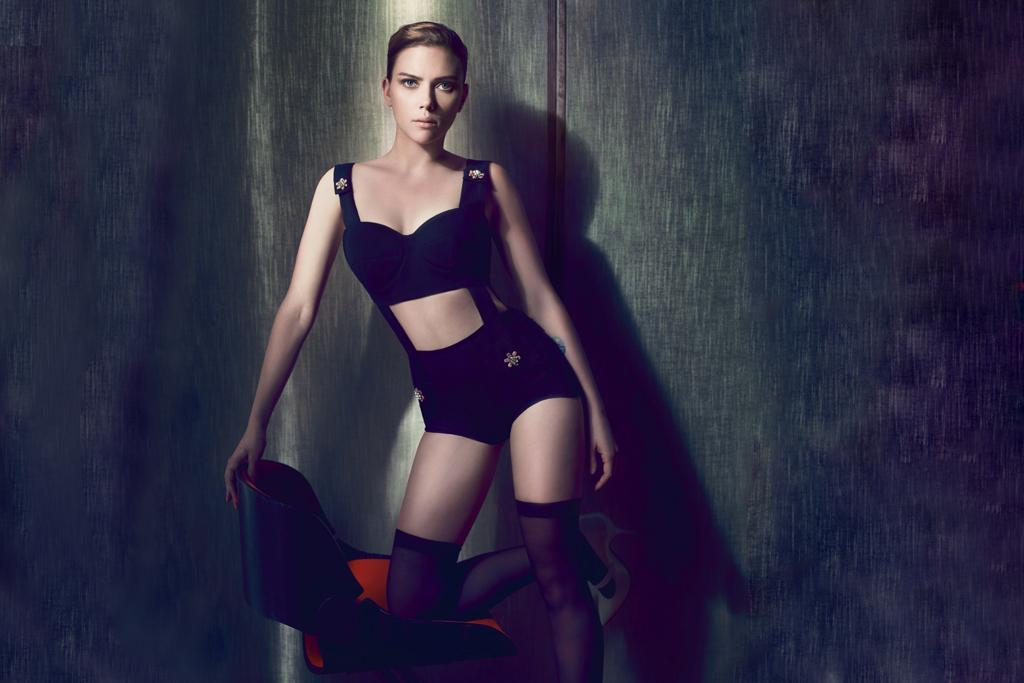 Interview Magazine:  Scarlett Johansson Interview