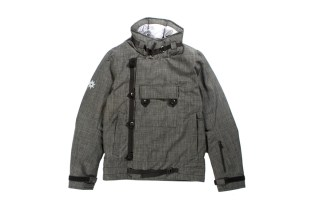 ISAORA Down Flat Jacket