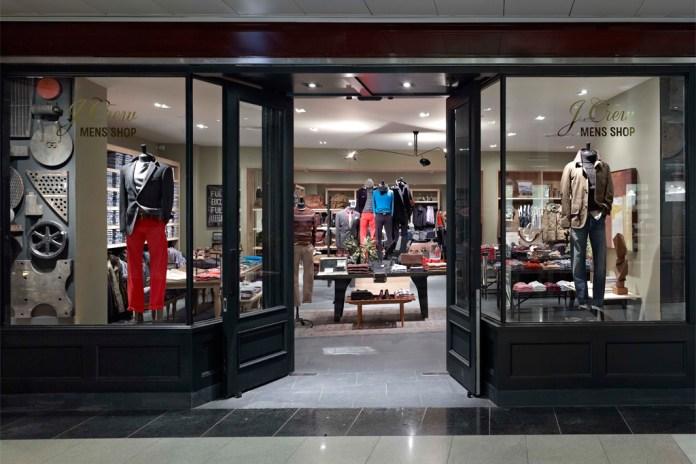 J.Crew Columbus Circle Men's Store