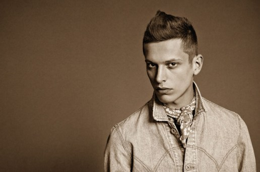 J.J. Mercer 2012 Spring/Summer Collection Lookbook