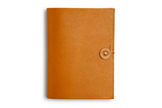 J.Crew Leather Notebook