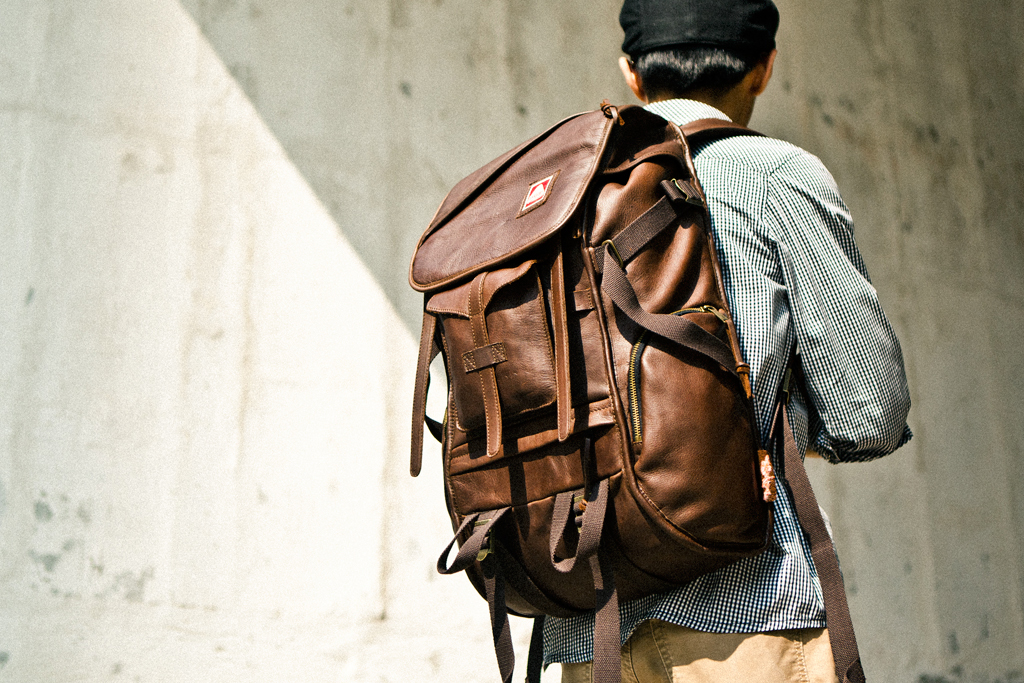 JanSport Skip Yowell 2011 Fall/Winter Backpacks