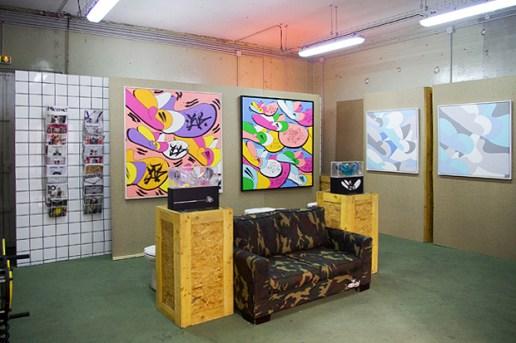 """JonOne """"Throw-Up"""" Exhibition @ Blackrainbow Recap"""