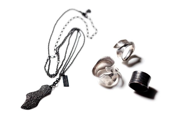 JULIUS x Garni 2011 Accessories Collection
