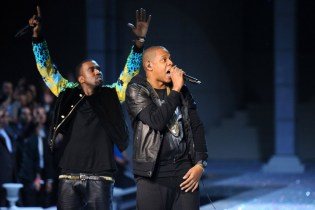 Kanye West & Jay-Z Perform @ 2011 Victoria's Secret Fashion Show