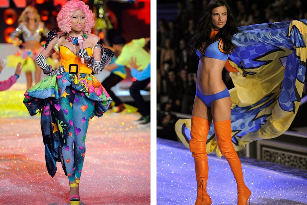 Kanye West & Jay-Z Perform @ 2011 Victoria's Secret Fashion Show