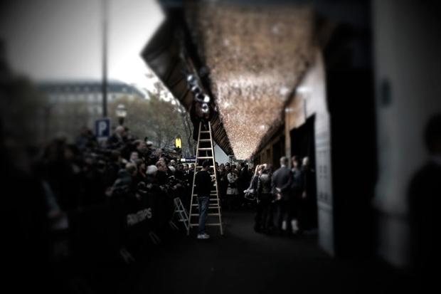 "Karl Lagerfeld ""Dreams of Far Away"" Exhibition @ Printemps Recap"