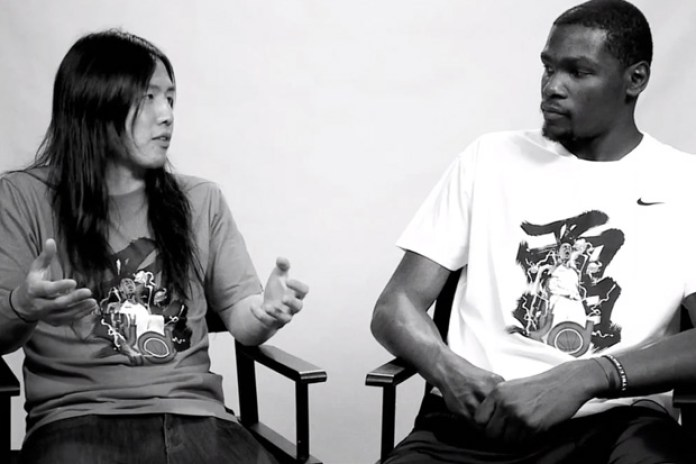 Kevin Durant & Leo Chang Discuss the Nike Zoom KD IV