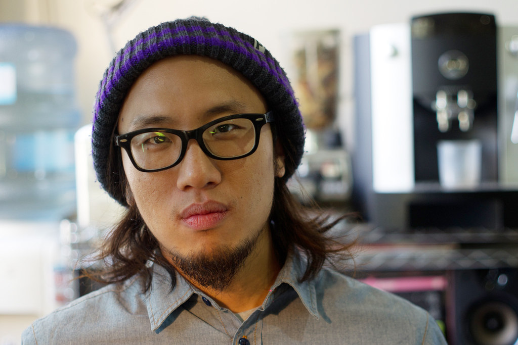 Korean Creatives: Jayass Kim of BURIED ALIVE