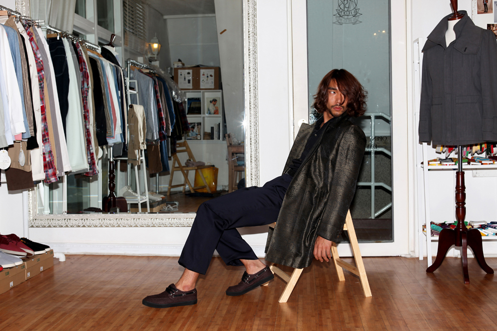 korean creatives kyungbin chon of fitbow kollektiv