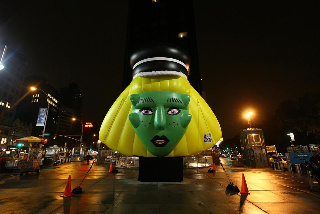 """Lady Gaga x Barneys New York """"Gaga's Workshop"""""""