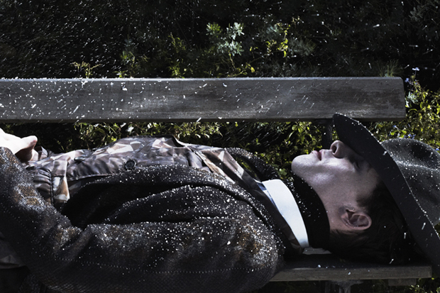 """Lanvin 2011 Fall/Winter """"Who's Lanvin Man"""" Campaign ..."""