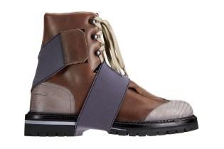 Lanvin Tall Hiking Boot