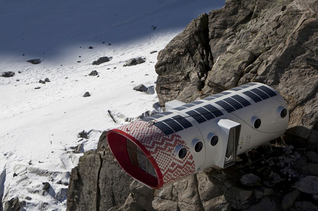 LEAP: The Living Ecological Alpine Pod