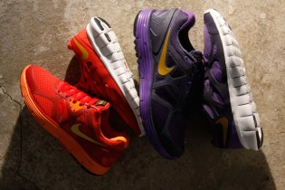 Liu Xiang x Nike Running 2011 Fall/Winter Collection Part 2