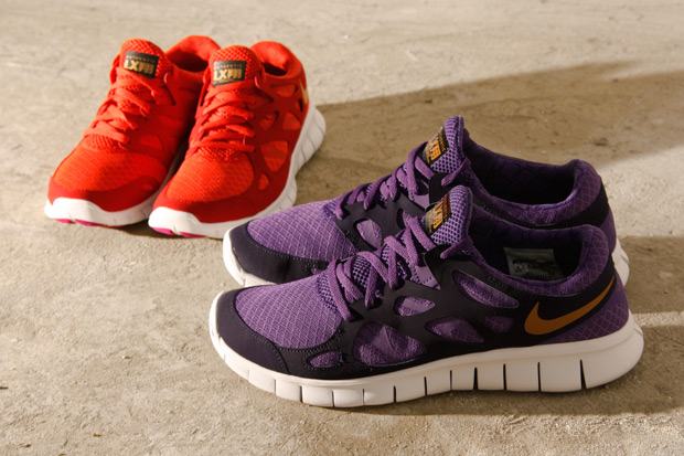 liu xiang x nike running 2011 fallwinter collection part 2