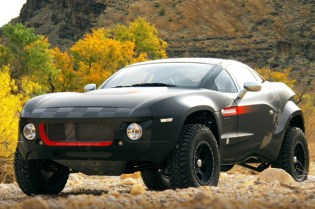 Local Motors 2012 Rally Fighter