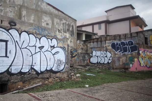 LRG Artist Driven: Los Salvajes