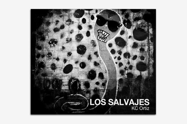 LRG x KC Ortiz: Limited Edition 'Los Salvajes' Photo Book