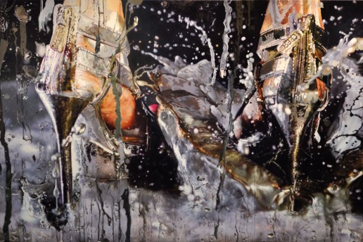 Marilyn Minter Exhibition @ Salon 94
