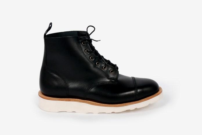 Mark McNairy Derby Work Shoe & Derby Boot - Goodhood Exclusive