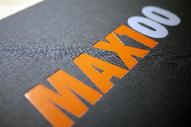 matt stevens max100 book