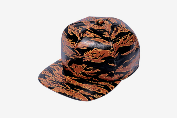 MCM by PHENOMENON Tiger Camouflage Cap