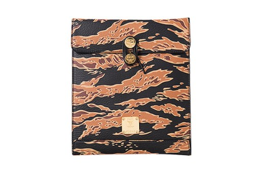 MCM by PHENOMENON Tiger Camo iPad Case