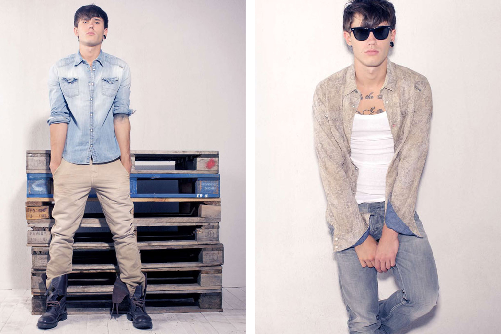 Meltin'Pot 2012 Spring/Summer Lookbook