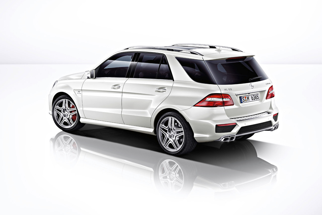 mercedes benz 2012 ml63 amg