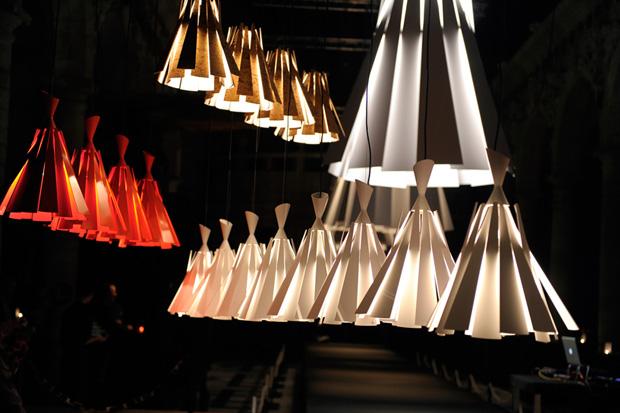 Metronome Lamp by Tim Van Steenbergen