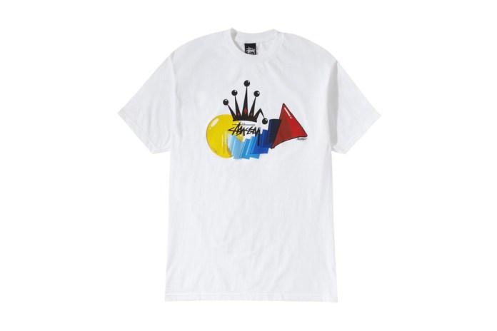 Matt Mignanelli x Stussy Artist Series T-Shirt