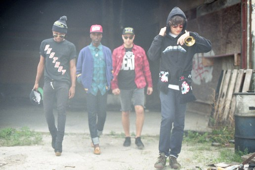 Mishka 2011 Holiday Lookbook