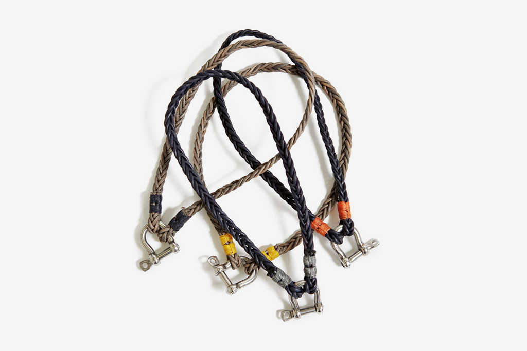 ML Brown for Outlier Braided Keychains
