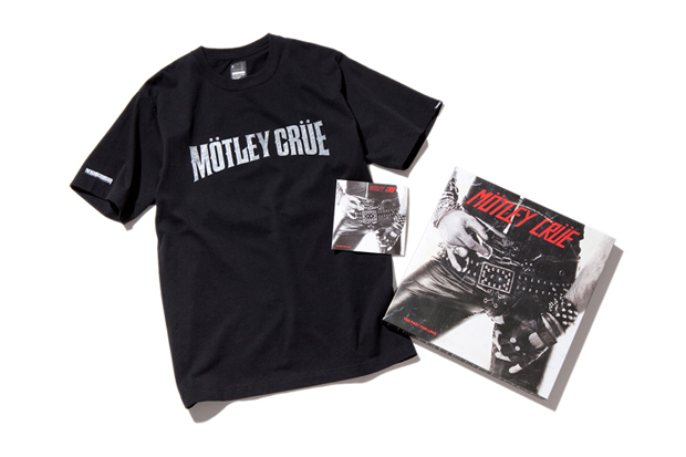 Mötley Crüe x NEIGHBORHOOD 30th Anniversary Box Set