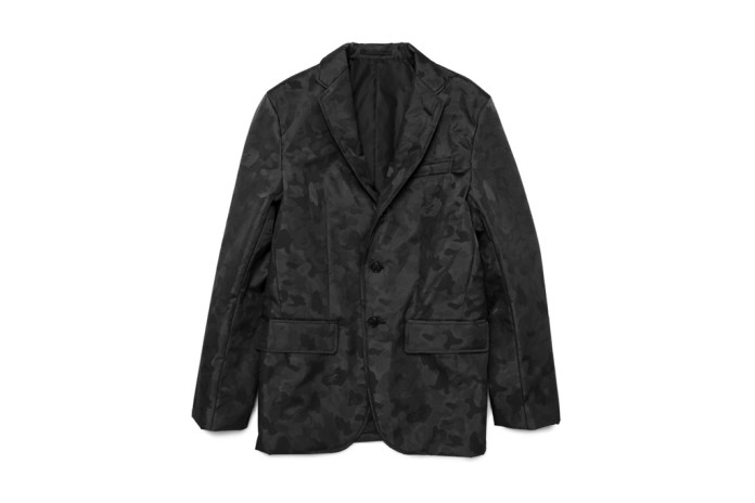 Mr. Bathing Ape Padded Camouflage Jacket