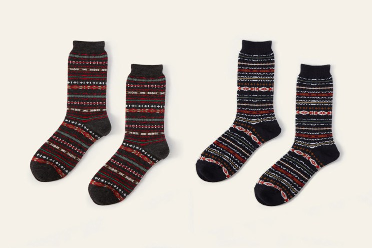 MR. B's Gentlemen's Boutique for ALDO Goerke Fair Isle Socks