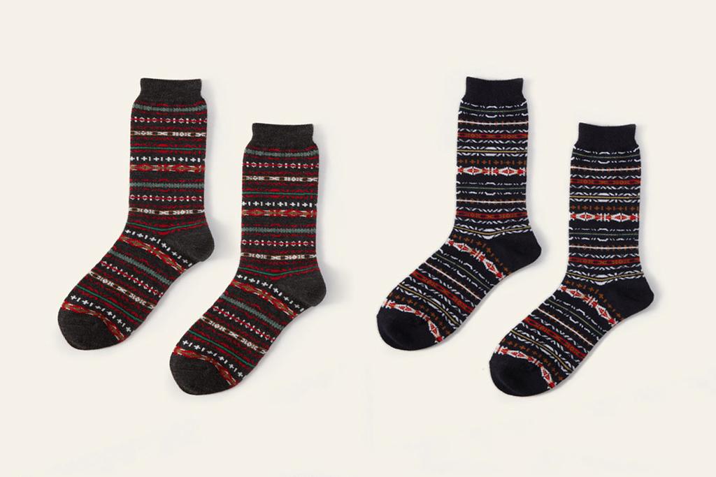 MR. B's Gentlemen's Boutique for ALDO Goerke Fair Isle Socks